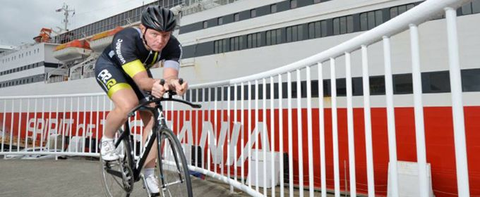 Olympian Tim O'Shannessey urges cyclists to get on board for 2017 Australian Masters Games